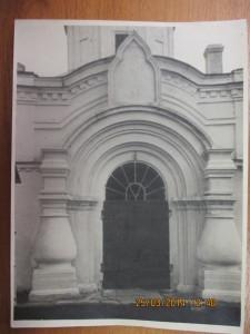 Никольский храм г. Воронежа
