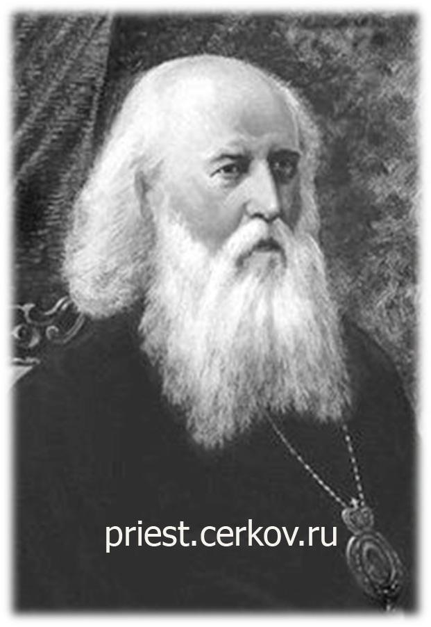 Портрет архиепископа